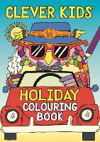 Clever Kids' Holiday Colouring Book (Paperback)