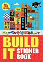 Build It: Sticker Book - Sticker Activity (Paperback)