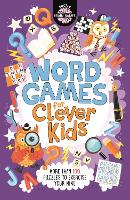 Word Games for Clever Kids - Buster Brain Games (Paperback)