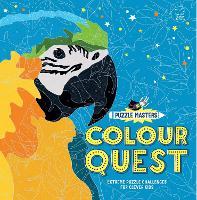 Puzzle Masters: Colour Quest: Extreme Puzzle Challenges for Clever Kids (Paperback)