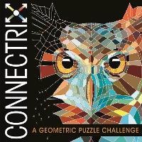 Connectrix: A Geometric Puzzle Challenge (Paperback)