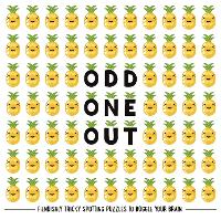 Odd One Out: Fiendishly Tricky Spotting Puzzles to Boggle your Brain (Paperback)