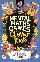 Mental Maths Games for Clever Kids - Buster Brain Games (Paperback)