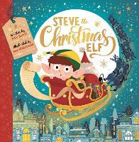 Steve the Christmas Elf (Paperback)
