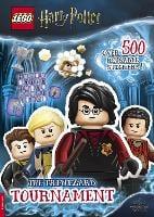 LEGO (R) Harry Potter (TM): The Triwizard Tournament Sticker Activity Book (Paperback)
