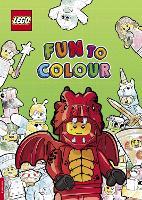 LEGO (R) Iconic: Fun to Colour (Paperback)