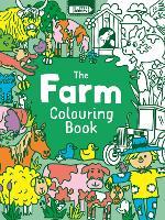 The Farm Colouring Book (Paperback)