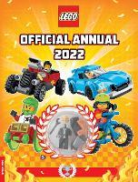 LEGO (R): Official Annual 2022 (with Tread Octane minifigure)