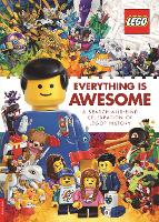 LEGO (R) Iconic: Everything is Awesome: A Search and Find Celebration of LEGO (R) History (Paperback)