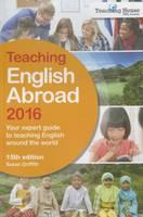 Teaching English Abroad 2016