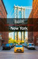Time Out New York City Guide: Travel guide with pull-out map - Time Out City Guide (Paperback)