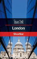Time Out London Shortlist: Pocket Travel Guide (Paperback)