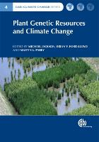 Plant Genetic Resources and Climate Change - CABI Climate Change Series (Hardback)