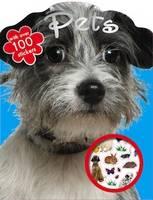Pets Colouring and Sticker Fun (Newsprint)