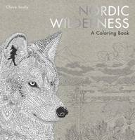 Nordic Wilderness: A Coloring Book (Paperback)