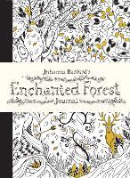 Johanna Basfords Enchanted Forest Journal Hardback