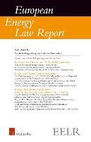 European Energy Law Report XI 2017