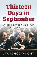 Thirteen Days in September: The Dramatic Story of the Struggle for Peace in the Middle East (Paperback)