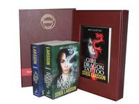 Stieg Larsson Collection Millennium Trilogy: Girl with the Dragon Tattoo, the Girl Who Kicked the Hornets' Nest, the Girl Who Played with Fire