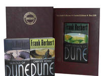 Frank Herbert Dune Collection: Heretics of Dune (gollancz Sf S.), Chapter House Dune: the Sixth Dune Novel & God Emperor of Dune: The Fourth Dune Novel