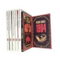 George Orwell Penguin Modern Classics Collection: Title Of This Seven Books Collection :- Nineteen Eighty-Four , Animal Farm , Burmese Days , Down and Out in Paris and London , The Road to Wigan Pier , Homage to Catalonia , Coming Up for Air .