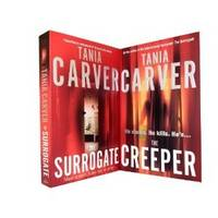 Tania Carver Collection: Creeper & the Surrogate (Paperback)