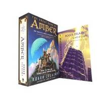 Roger Zelazny Collection: Lord of Light, the Great Book of Amber: the Complete Amber Chronicles, 1-10