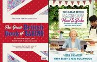 Linda Collister Collection: Great British Book of Baking: 120 Best-loved Recipes from Teatime Treats to Pies and Pasties & Great British Bake Off: How to Bake: the Perfect Victoria Sponge and Other Baking Secrets (Hardback)