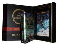 The Heroes of Olympus the Sons of Neptune Series: Percy Jackson Bk. 1&2