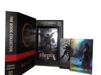 Becca Fitzpatrick Collection: Crescendo, Hush, Hush & (hardcover) Silence (Paperback)