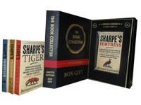 Bernard Cornwell Collection: Sharpe's Fortress, Sharpe's Tiger, Sharpe's Triumph & Sharpe's Trafalgar