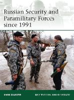 Russian Security and Paramilitary Forces since 1991 - Elite (Paperback)