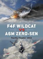 F4F Wildcat vs A6M Zero-sen: Pacific Theater 1942 - Duel 54 (Paperback)