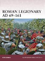 Roman Legionary AD 69-161 - Warrior (Paperback)
