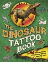 Dinosaur Tattoo Book (Paperback)