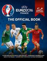 UEFA Euro 2016 France Official Book (Hardback)