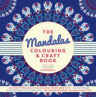 The Mandalas Colouring & Craft Book (Paperback)