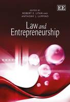Law and Entrepreneurship - Elgar Mini Series (Hardback)