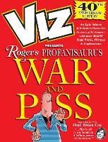 Viz 40th Anniversary Profanisaurus: War and Piss (Paperback)