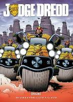 Judge Dredd: Origins - Judge Dredd (Paperback)