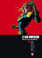 Judge Anderson: PSI Files Vol.3: The PSI Files - PSI Files 3 (Paperback)