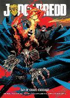 Judge Dredd Day of Chaos: Endgame - Judge Dredd (Paperback)