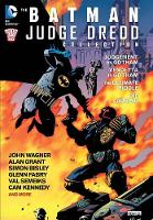 The Batman/Judge Dredd Collection (Paperback)