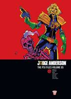 Judge Anderson: The Psi Files 5 (Paperback)
