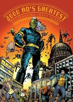 2000 AD's Greatest: Celebrating 40 Years of Thrill-Power! (Paperback)