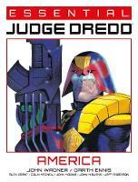 Essential Judge Dredd: America - Essential Judge Dredd (Paperback)