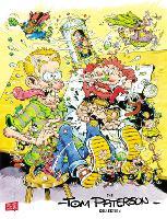The Treasury of British Comics Presents: The Tom Paterson Collection (Hardback)