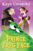 Prince Frog Face (Paperback)