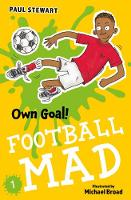 Own Goal - Football Mad (Paperback)