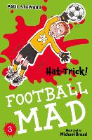 Hat-Trick - Football Mad (Paperback)